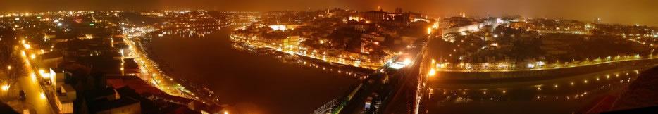 Porto_nightscape