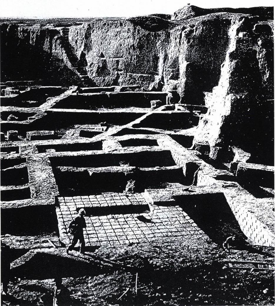 image de référence site archéologique
