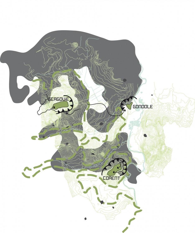 relation géographique et accès